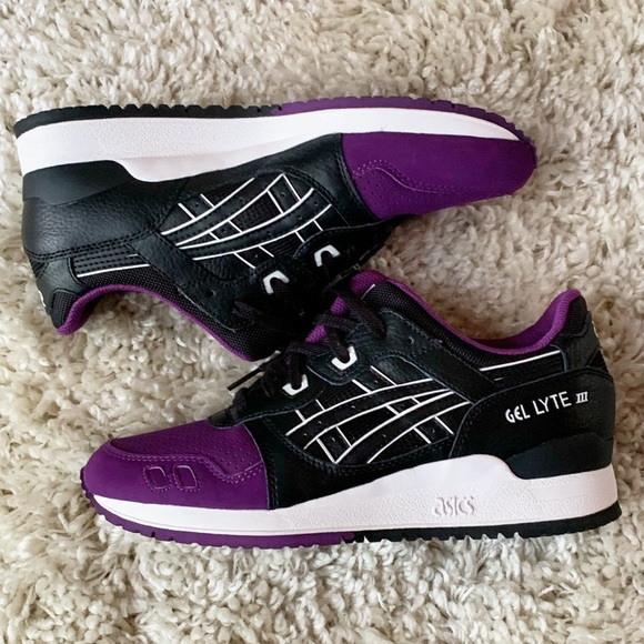 ASICS Gel Lyte IIi 3 5050 Pack Purple H5V0L 8 NWT
